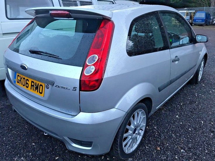 Looking for a 2006 ford fiesta zetec s 1.6 long mot full leather? This one is on eBay.