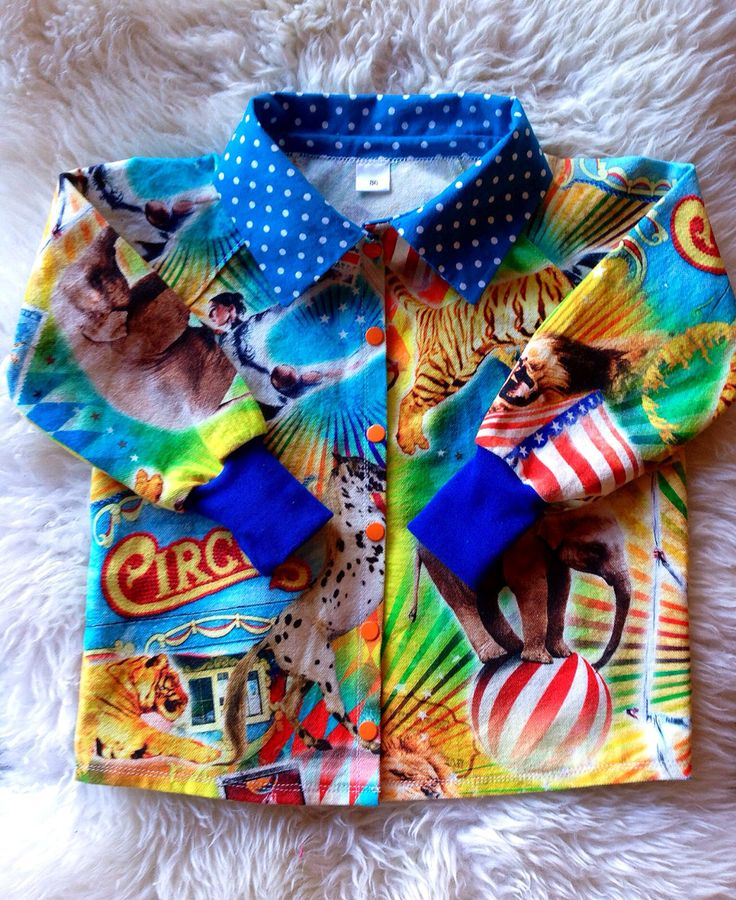 FUS sirkusskjorte