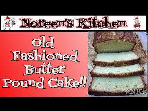 Kitchenaid Old Fashioned Pound Cake