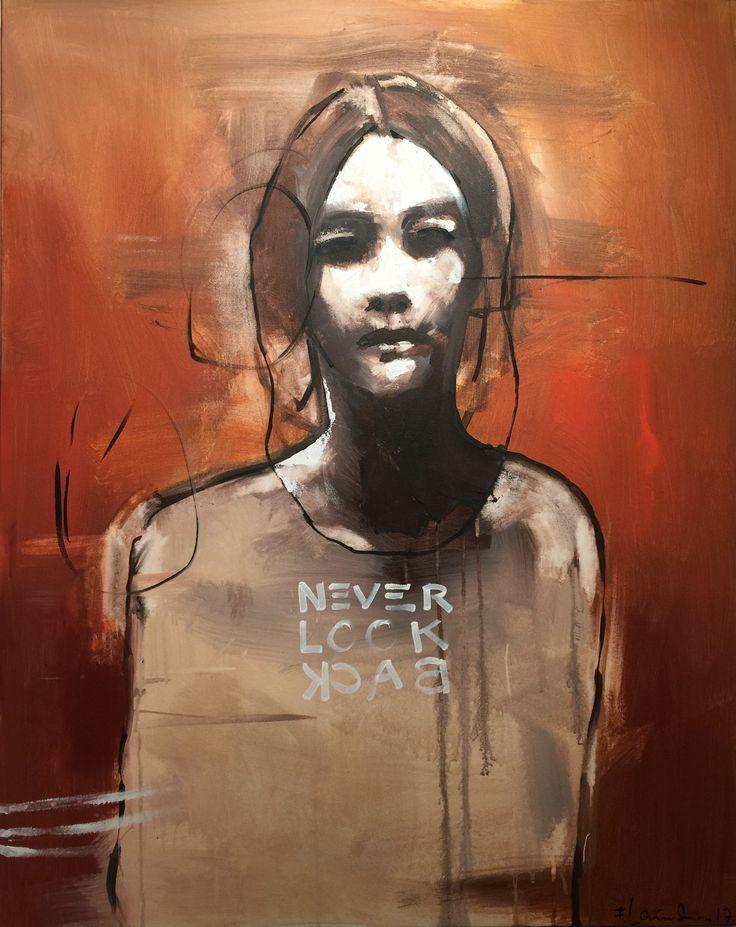 #portrait #acrylic www.frodelauvsnes.com