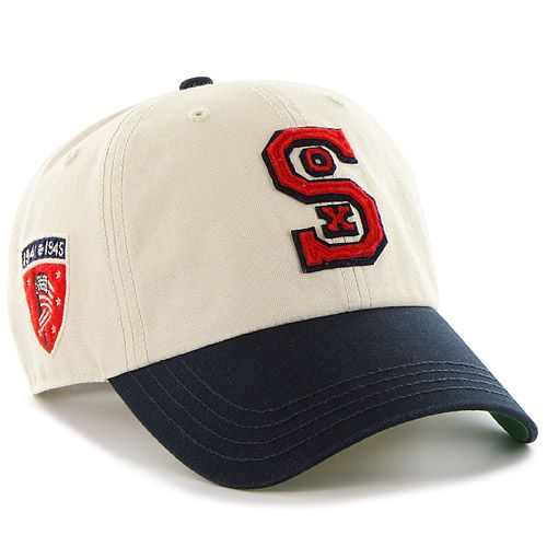 Chicago White Sox Baseball United 1941 Devens Clean Up Adjustable Cap #SpringStyle