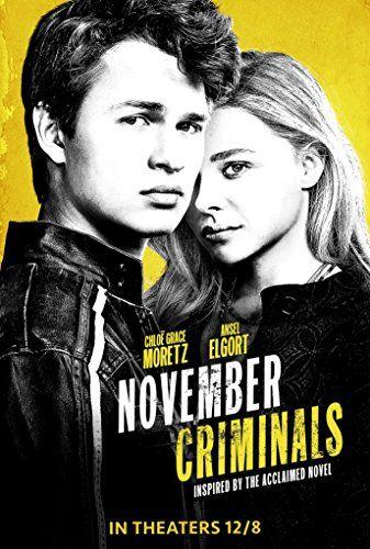 November Criminals (2017), Filme online