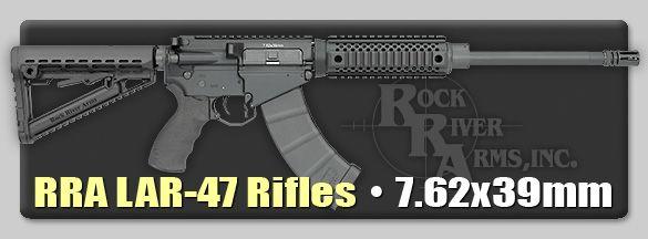 LAR-47 7.62x39mm