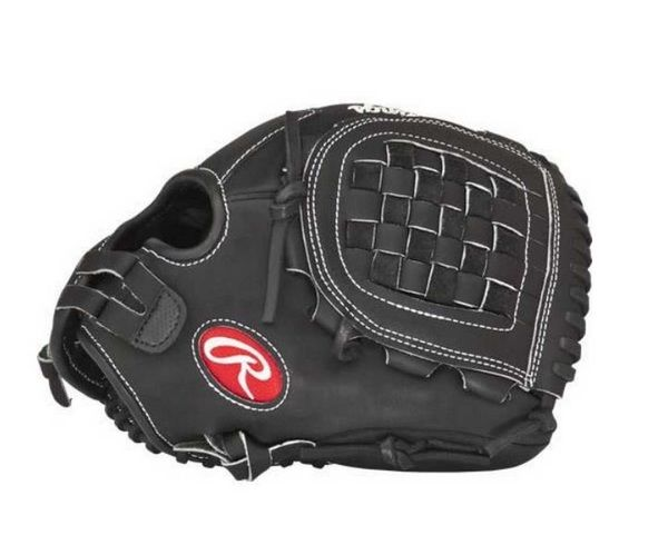 "Rawlings Heart of the Hide 12"""" Pitcher Fastpitch Softball Glove RHT, PRO120SB-3B"