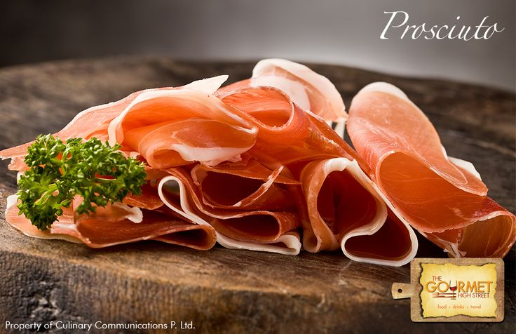 You think you know the pronunciation of most of the cuisines? Try this: Prosciutto which is pronounced as Prohshootoh