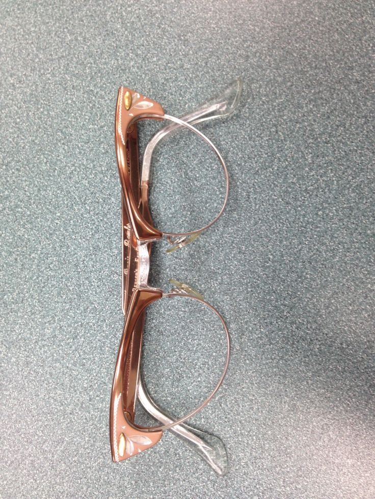 1950's aluminum frame model 8-67 from Benson 'a optical in Eau Claire.  I have known a lot of great opticians in my life that came from Bensons!
