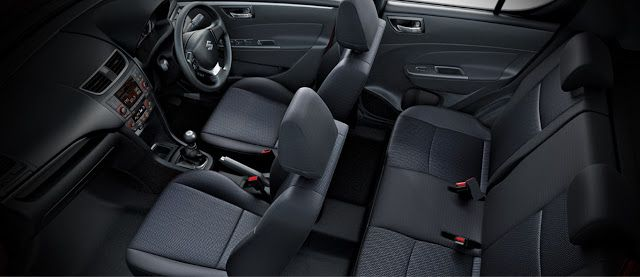 New Maruti Suzuki Swift - Interior Suzuki Swift, Japanese Cars, Car Photos, Latest