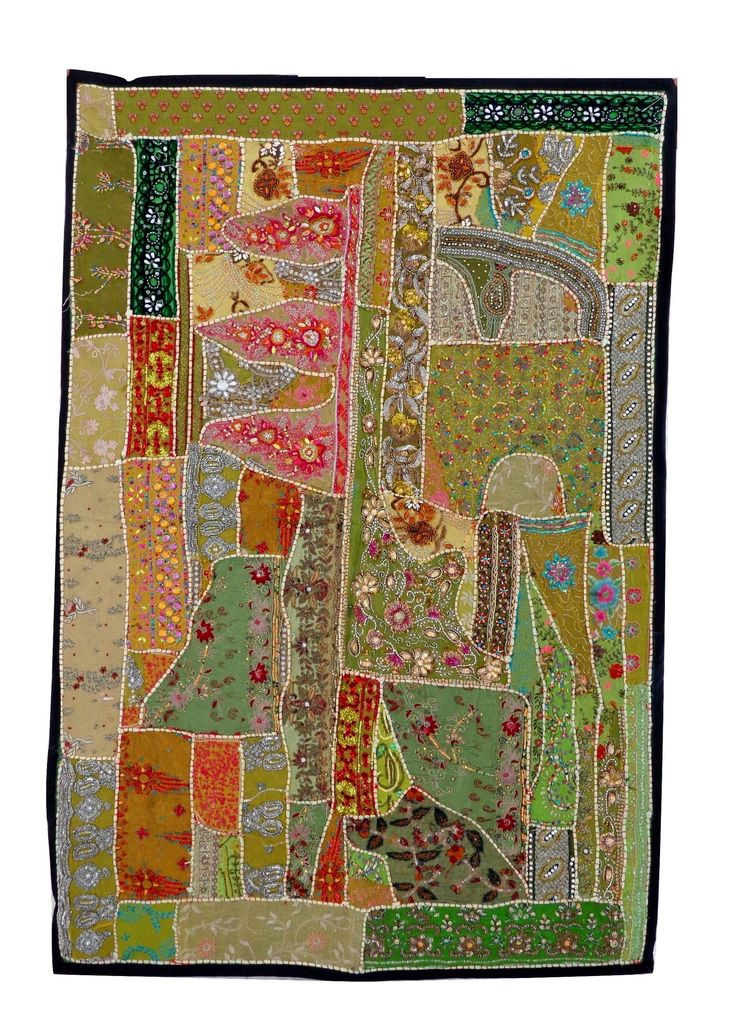 indian banjara style patchwork tapestry wholesale beaded embroidered tapestry home decor indian tapestry indian wall hangingdoor