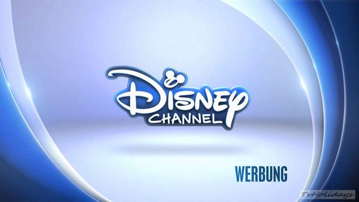 Disney Channel HD Germany NEW !! Continutiy and Ident 17-01-14 hd1080