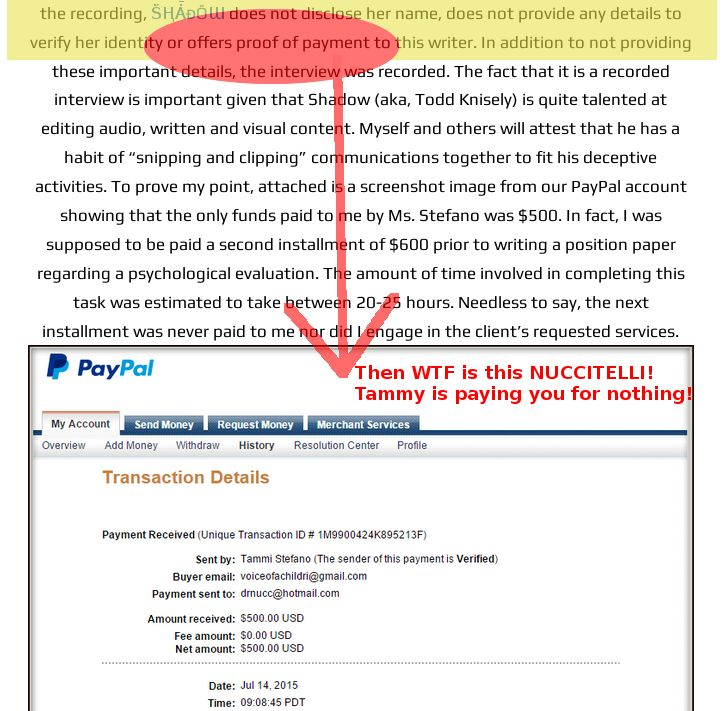 Pin By ShadowCorp On Michael Nuccitelli PsyD Scammer