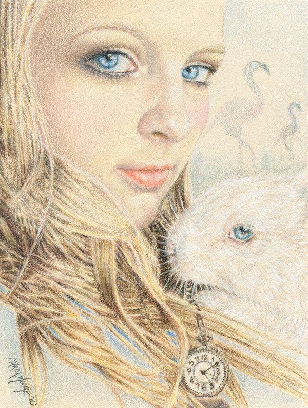 Alice by *Carol-Moore on deviantART