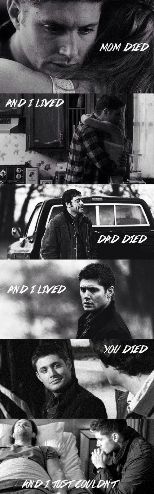 Supernatural, Sam and Dean Winchester