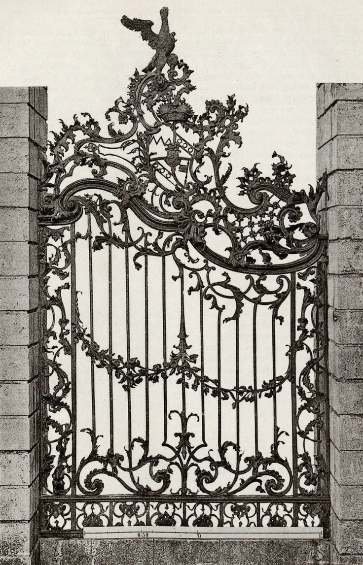 170 Best The Beauty In Wrought Iron Images On Pinterest