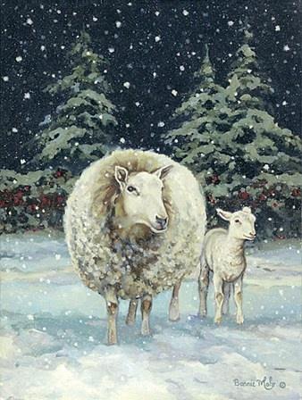 """Snowballs"" by Bonnie Mohr"