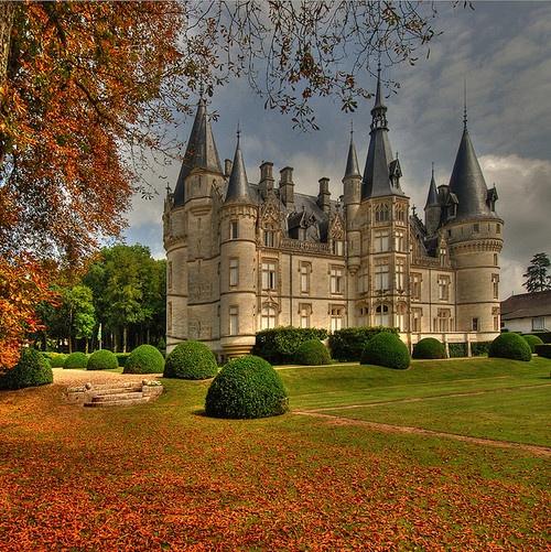 Chateau du Nozet (by ANTONIO RINO GASTALDI)