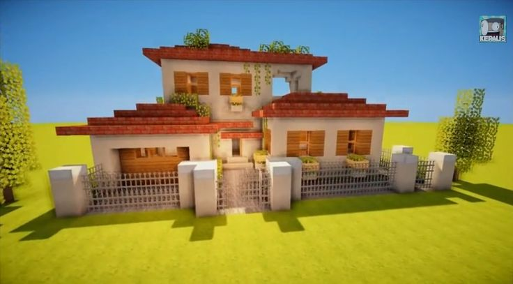 In this videoKeraliswill walk you through how to build a beautiful modern villa! He'll show you step by step all the way to the end. This is a great Minecraft tutorial! Share your build below in ...