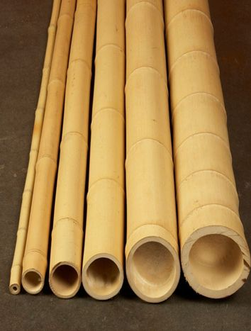 #Natural Tonkin and Moso #bamboopoles and #bamboo sticks are commercial grade with uncompromising quality. These bamboo poles and bamboo sticks can be used as a decorative element for indoor and outdoor projects by adding a calming, natural presence to your Zen space.