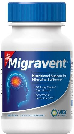 All Natural Nutritional Support for Migraine Sufferers with migraines and migraine headaches. Migravent is a natural supplement that was designed to help those who suffer from migraines and relief fro