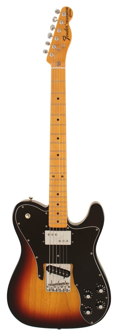 American Vintage '72 Telecaster® Custom. One of my favorite guitars made.