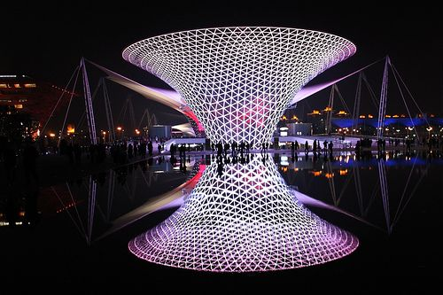 Shanghai world expo 2010!