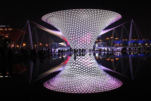 Shanghai world expo 2010!