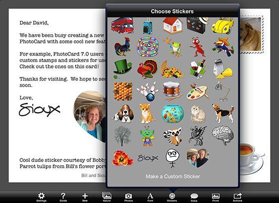 PhotoCard, A Postcard App by Bill Atkinson of the Original Apple Macintosh Team