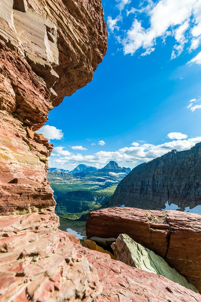 Piegan Mountain Scramble in Glacier National Park | GI 365