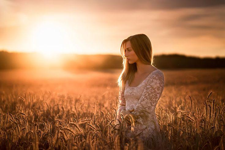 как снимать портрет Как фотографировать простые и потрясающие портреты с естественным светом