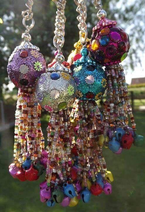 ☮ American Hippie Bohéme Boho Lifestyle ☮ Gypsy beaded tassels