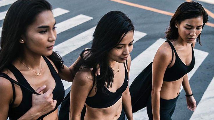 11 of the Hottest Female Cycling Coaches in Manila
