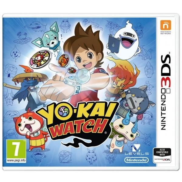 Yo-kai Watch 3DS Game | http://gamesactions.com shares #new #latest #videogames #games for #pc #psp #ps3 #wii #xbox #nintendo #3ds