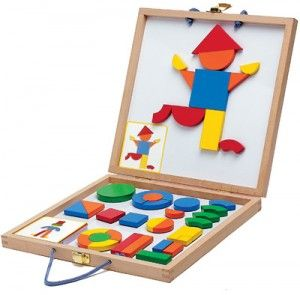 Djeco Geoforme magnetic toy
