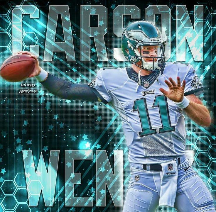 Philadelphia Eagles QB Carson Wentz