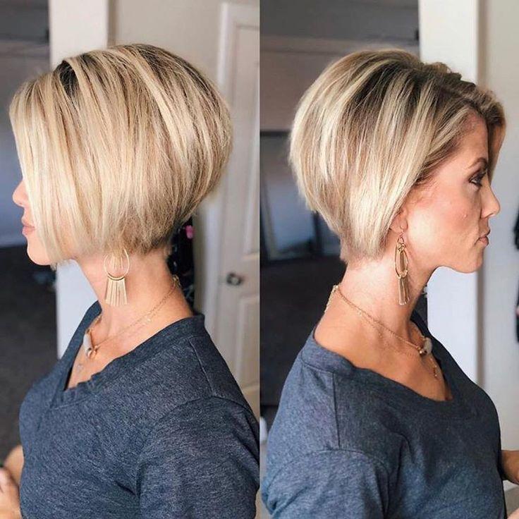 Short Hair- PIXIEbob- what is hair but FUN! A creative outlet of FUN! All angels…