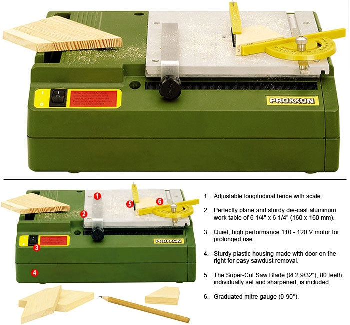 Proxxon Mini Table Saw Tools Of The Mini Trade Pinterest Hobby Tools And Woodworking