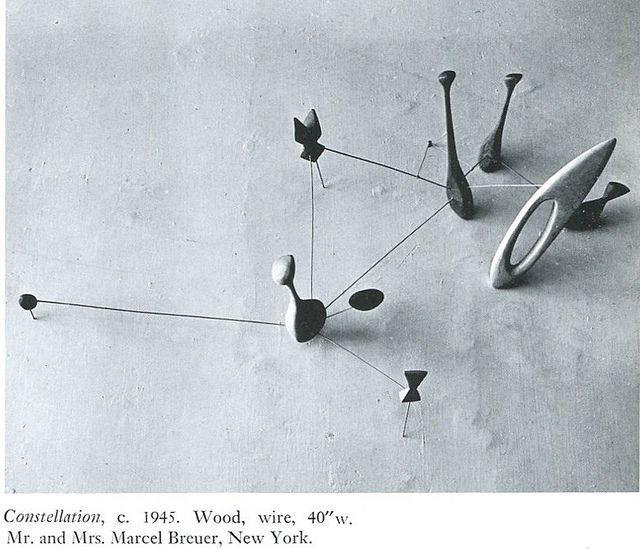 Constellation 'calder2' by Alexander Calder