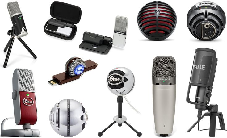 Here you can check Top 15 Best USB Microphones in the Market | Actual in 2017