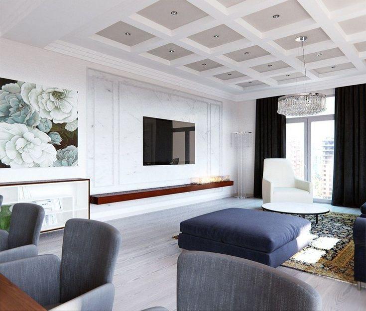 Carrelage et sol en marbre comme accent de l'intérieur – 55 exemples en photos