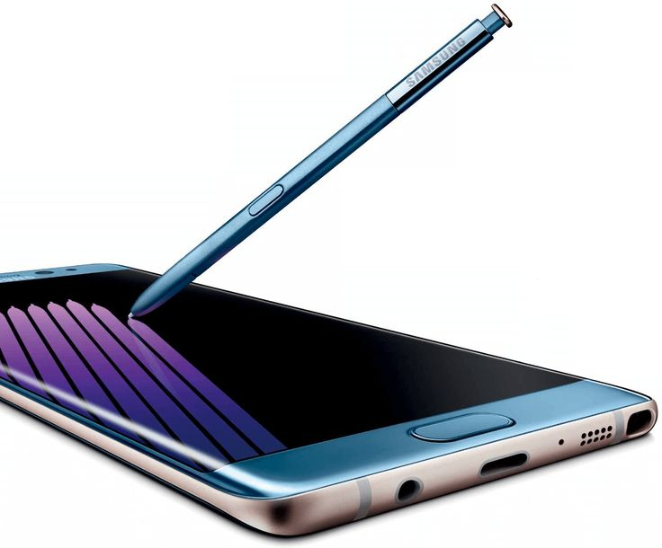 Galaxy Note 7 Leaks Out in Press Render, Underwater Stylus? #android #google #smartphones