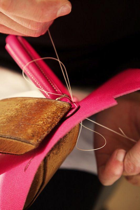 a peek inside: the ateliers hermès in pantin, france