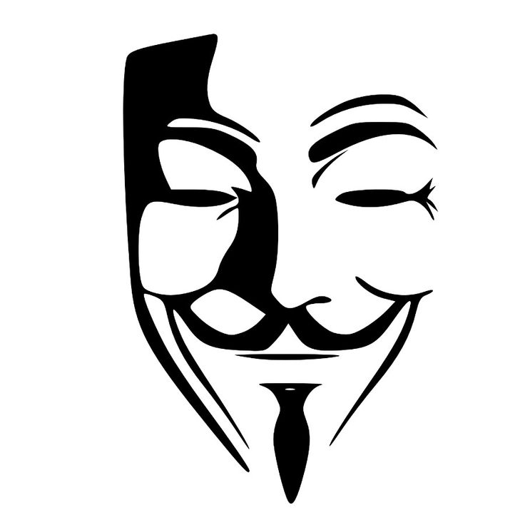 V for Vendetta Mask!