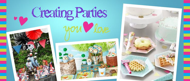 Kids Party Supplies Store Wellington | Party Supplies New Plymouth – Build a Birthday