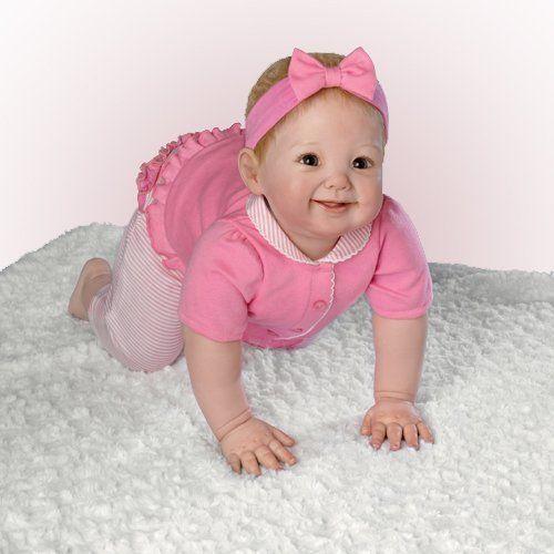 Ashton Drake Sleeping Beauty Doll: 25+ Best Ideas About Interactive Baby Dolls On Pinterest