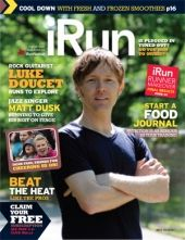 Cover photo of iRun Magazine | 2011 Issue 05  July 2011