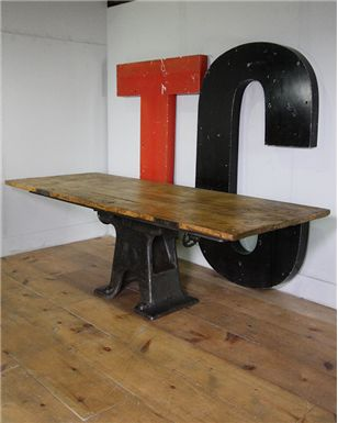 Industrial Lathe Base Table