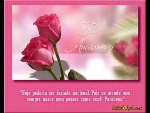 Feliz Aniversário Amiga → Parabéns Amiga A Melhor Frase (VEJA!)