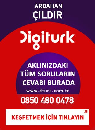 Digiturk Çıldır - Servis Satış Noktası - 0478 Ardahan