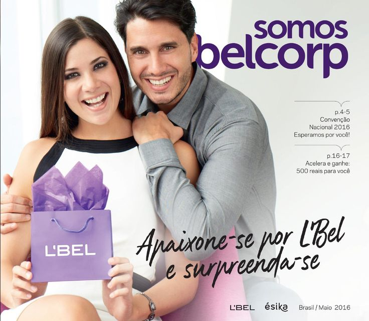Somos Belcorp Brasil Maio 2016