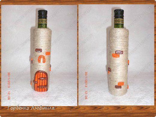 Представляю на Ваш суд еще одно мое оранжево-кофейное творение!!!Очень надеюсь,что моя мельница Вам приглянется  и пригодится мастер-класс))) фото 14
