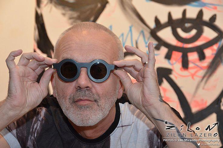 Zilon Lazer - The Spoke Club - Opening Gallery @zilonlazer Sonic 3 #Exhibit @TheSpokeClub  #Toronto #Art Curator: @RupertAYoung